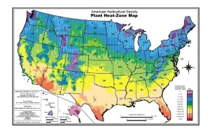 AHS Zone Map
