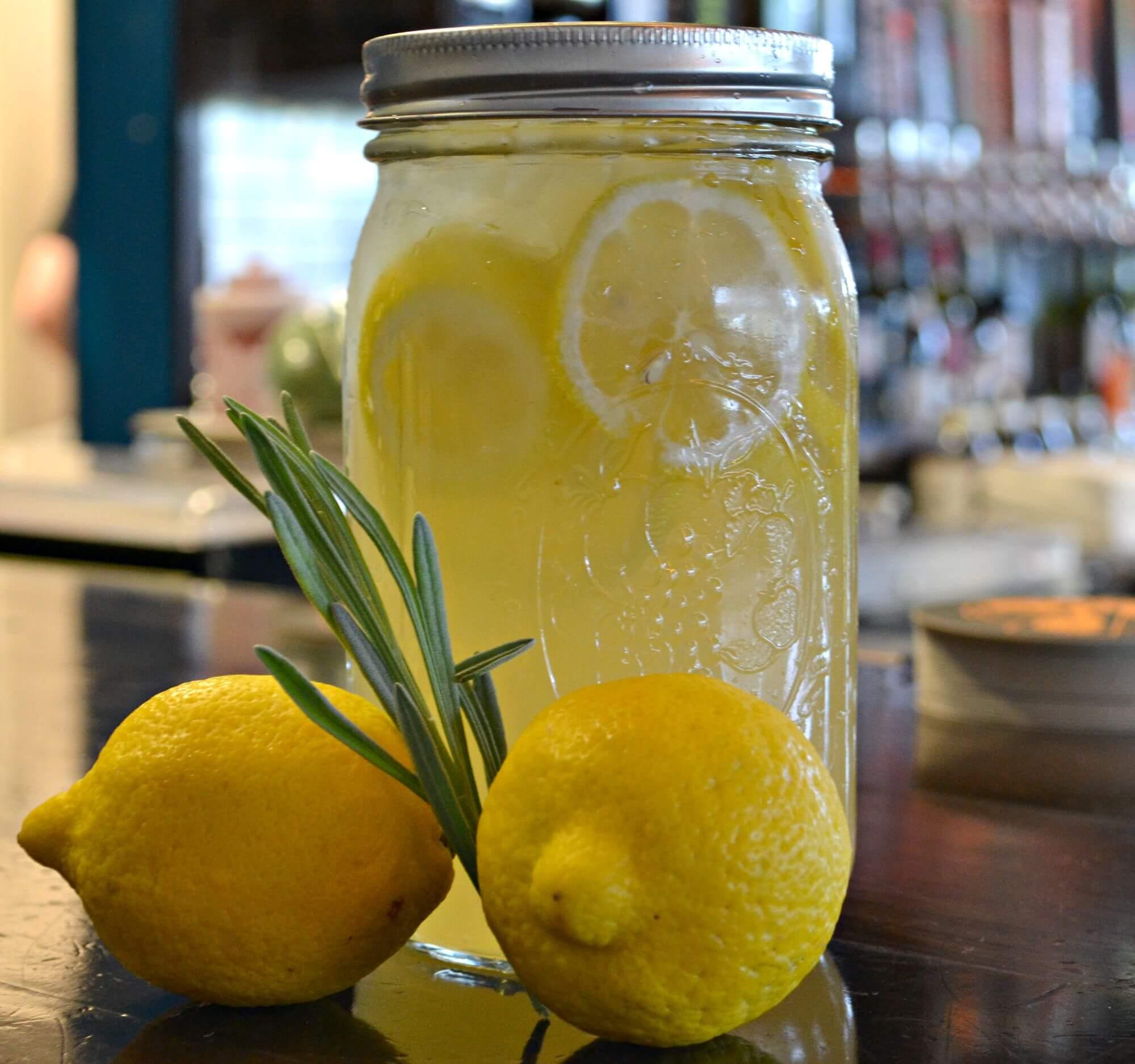 lavender lemonade big jar