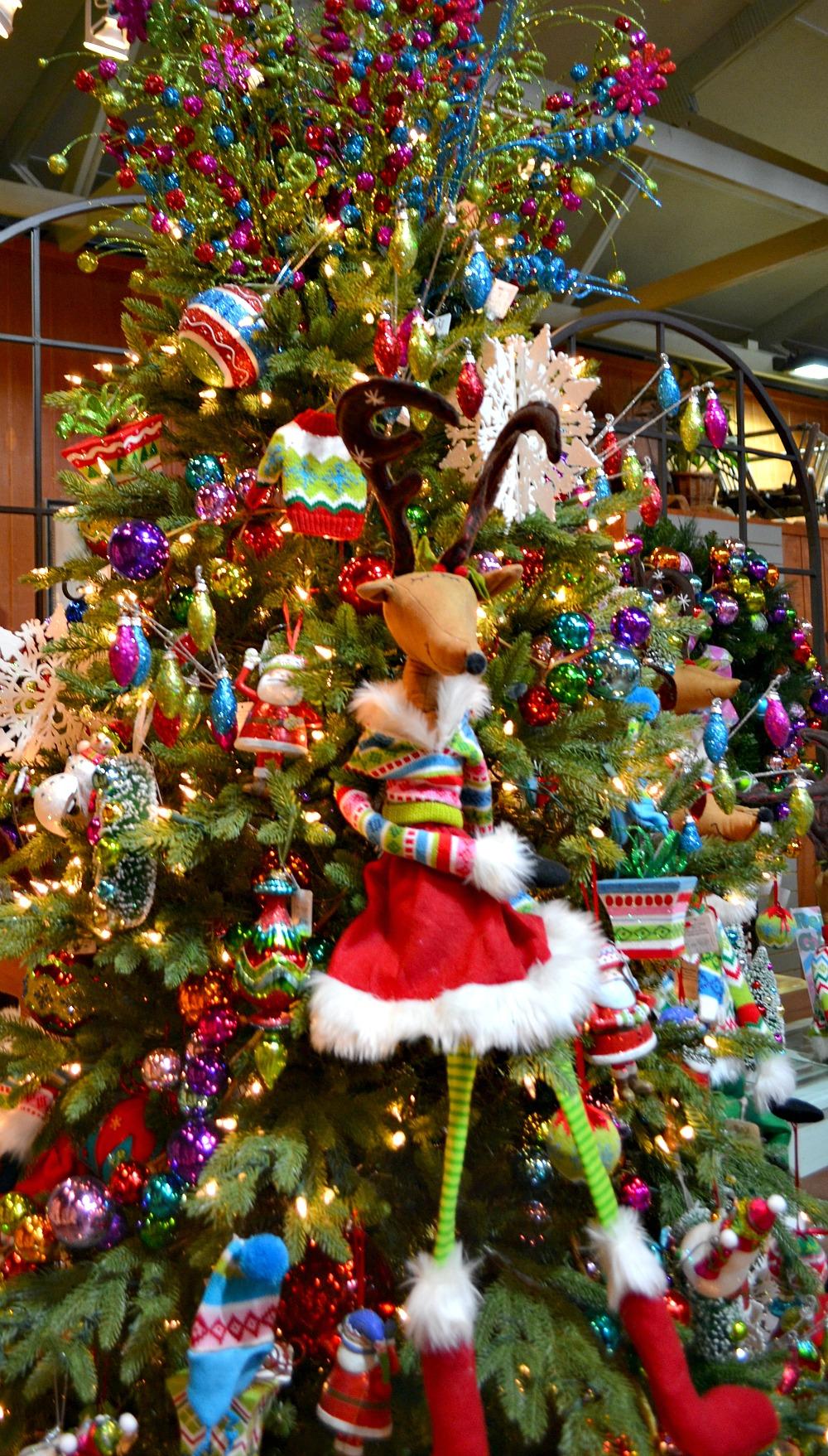 reindeer games christmas tree - Christmas Tree Games
