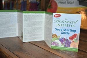 seed start